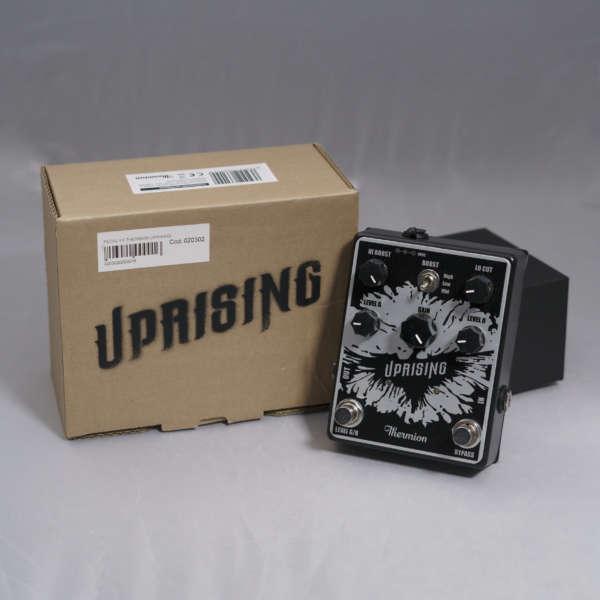 UPRISING - FRENTE